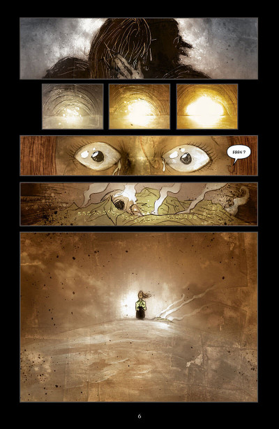 Page 7 30 jours de nuit tome 2 - jours sombres