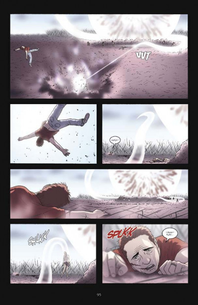 Page 2 girls tome 4 - extinction