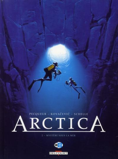 image de arctica tome 2 - mystère sous la mer