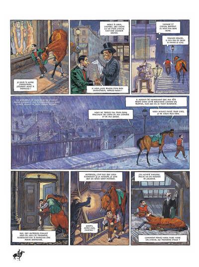 Page 5 le cabaret des muses tome 4 - darling pour toujours - bordel des muses