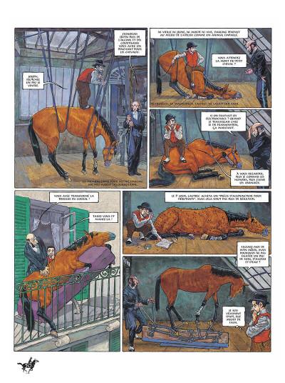 Page 7 le cabaret des muses tome 4 - darling pour toujours - bordel des muses