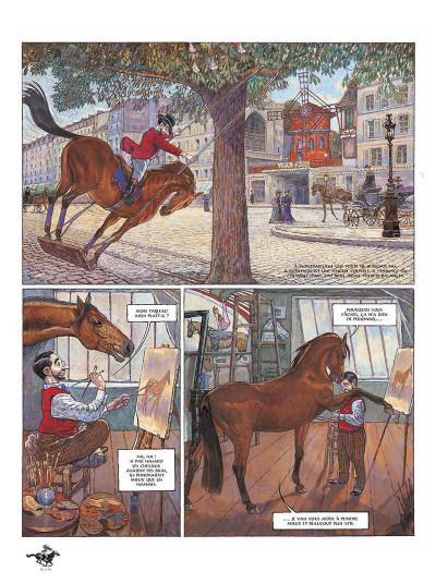 Page 9 le cabaret des muses tome 4 - darling pour toujours - bordel des muses