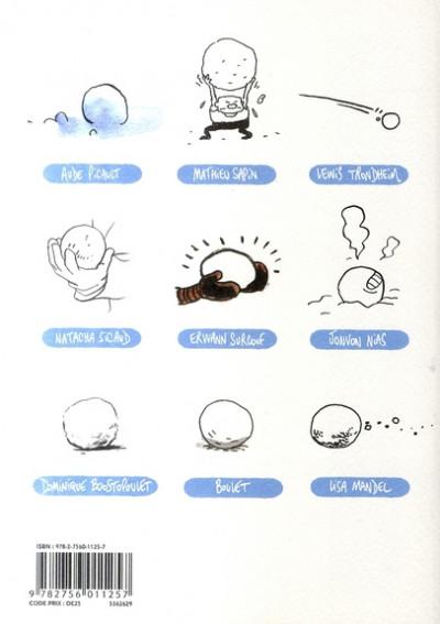 Dos boule de neige ; récits complets