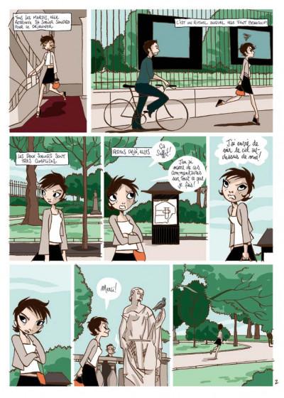Page 1 comédie d'amour