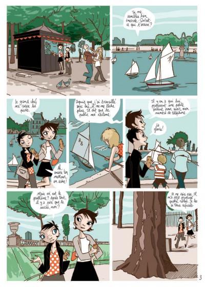 Page 2 comédie d'amour