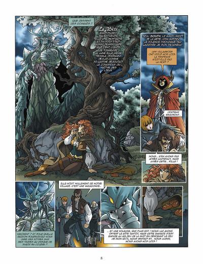 Page 9 la belle et la bête
