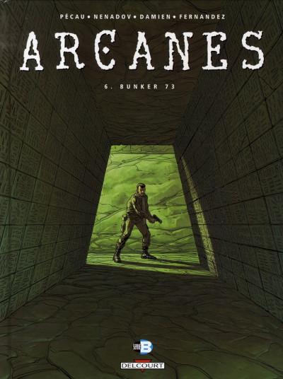 image de arcanes tome 6 - bunker 73