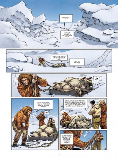 Page 1 le grand jeu tome 3 - la terre creuse