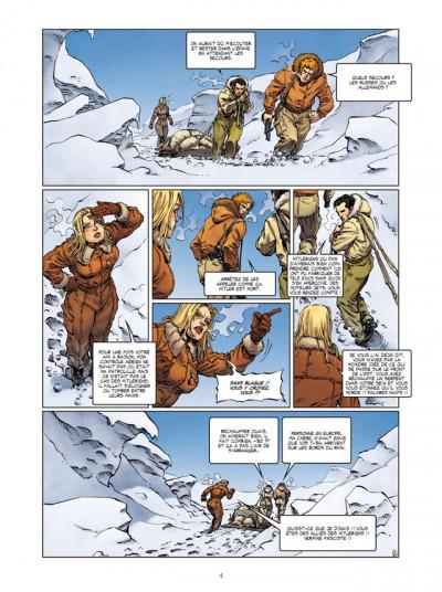 Page 2 le grand jeu tome 3 - la terre creuse