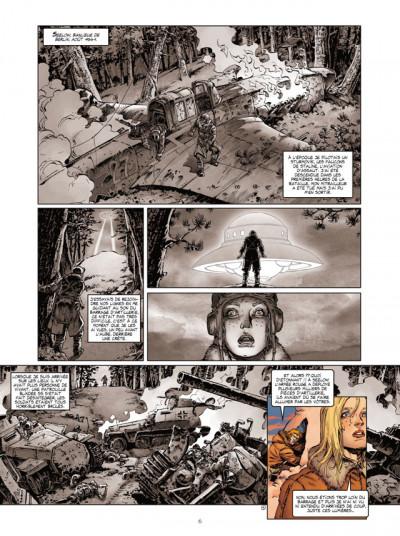 Page 4 le grand jeu tome 3 - la terre creuse