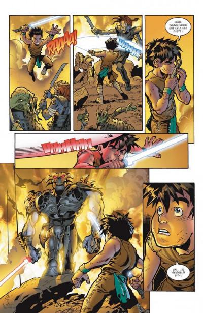 Page 2 star wars - le côté obscur tome 9 - dark bane