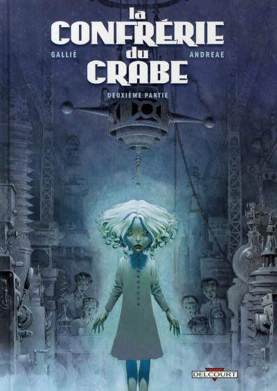 image de la confrérie du crabe tome 2