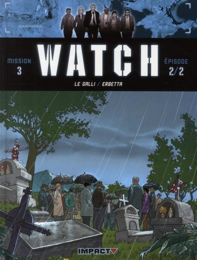 image de watch tome 6 - crépuscule