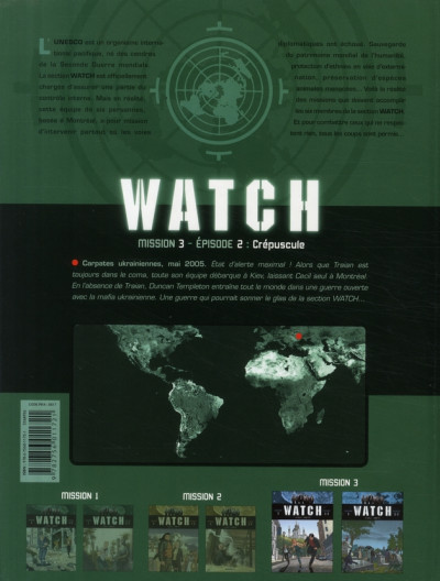 Dos watch tome 6 - crépuscule