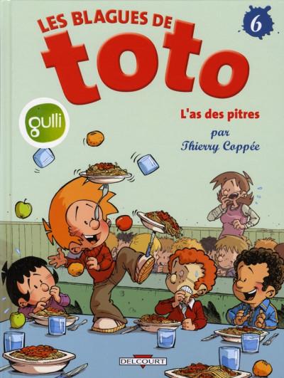 image de les blagues de toto tome 6 - l'as des pîtres