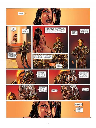 Page 4 le chant des stryges tome 12 - saison 2 - chutes