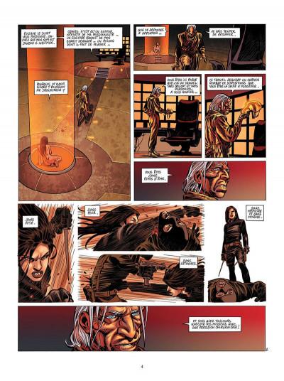 Page 5 le chant des stryges tome 12 - saison 2 - chutes