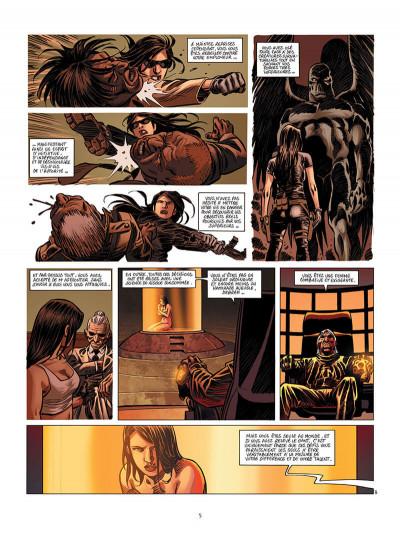 Page 6 le chant des stryges tome 12 - saison 2 - chutes
