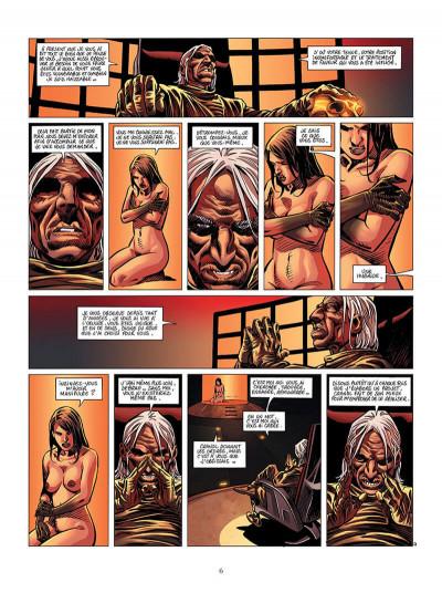 Page 7 le chant des stryges tome 12 - saison 2 - chutes