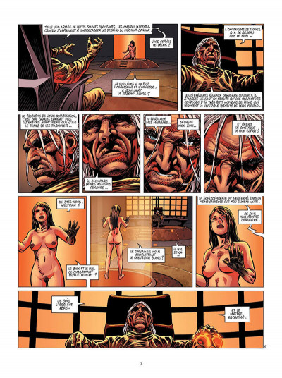 Page 8 le chant des stryges tome 12 - saison 2 - chutes