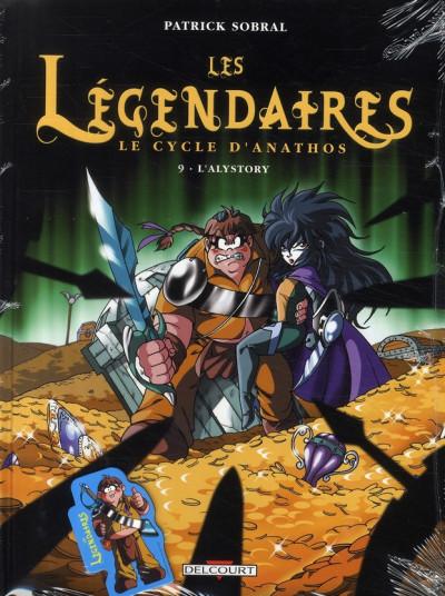Couverture Les légendaires tome 9
