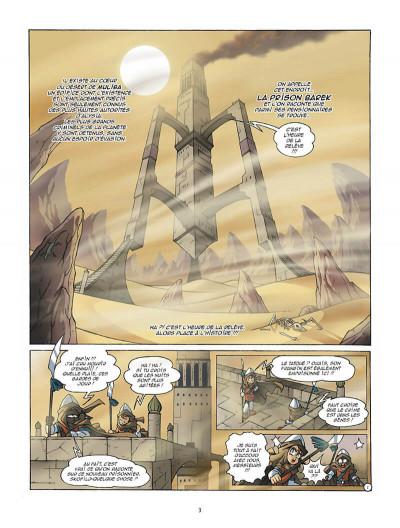 Page 4 Les légendaires tome 9