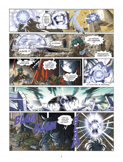 Page 5 Les légendaires tome 9