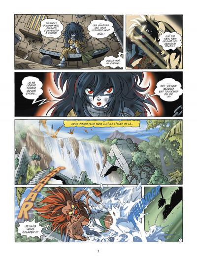 Page 6 Les légendaires tome 9