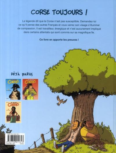 Dos les blagues corses tome 3 - l'île de beauté