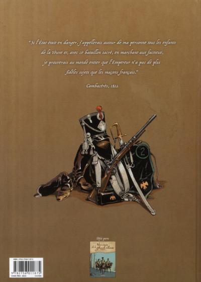 Dos souvenirs de la grande armée tome 2 - 1808 - Les enfants de la Veuve