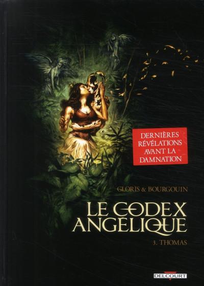image de le codex angélique tome 3 - thomas