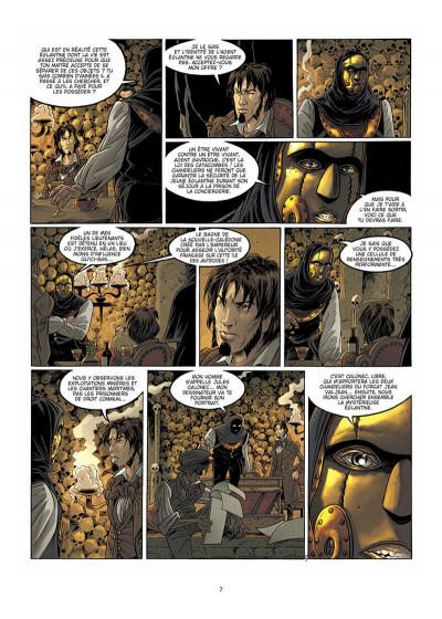 Page 8 hauteville house tome 5 - uss kearsarge