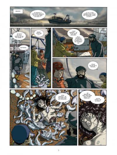 Page 1 gaijin tome 3 - la danse des masques