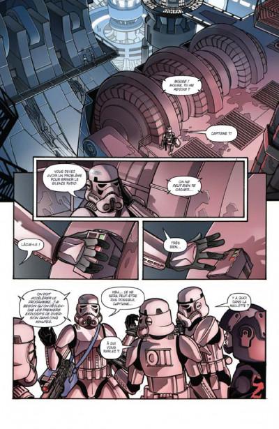 Page 1 star wars - rébellion tome 3 - du mauvais côté