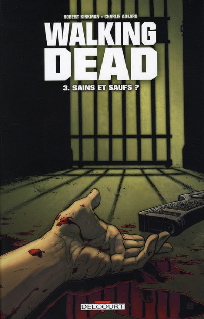 Couverture Walking dead tome 3
