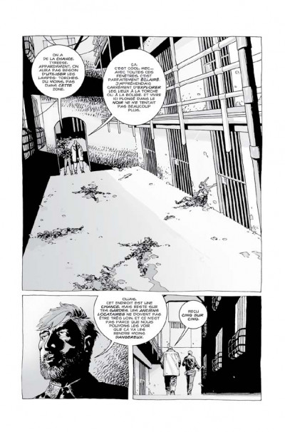 Page 1 Walking dead tome 3