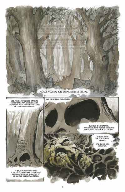Page 4 the goon tome 5 - fâcheuses tendances