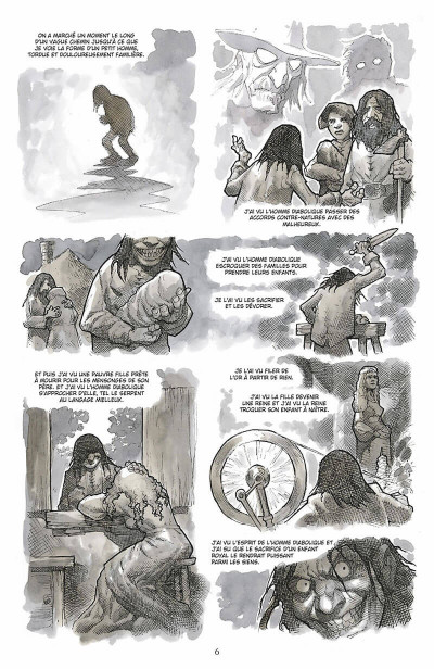 Page 7 the goon tome 5 - fâcheuses tendances