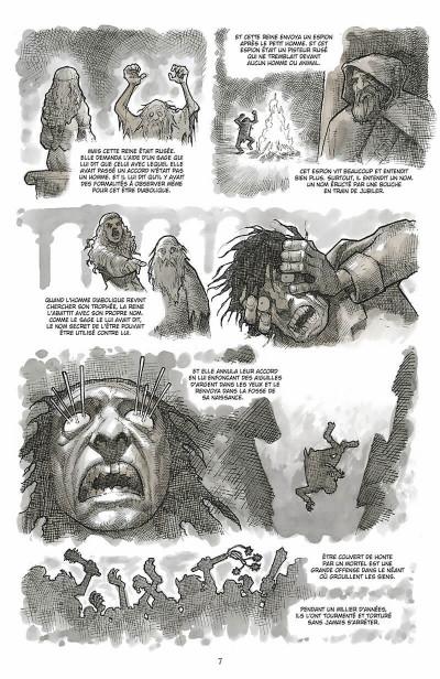 Page 8 the goon tome 5 - fâcheuses tendances