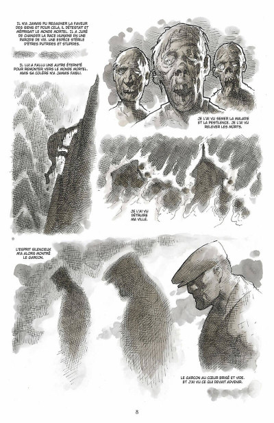 Page 9 the goon tome 5 - fâcheuses tendances