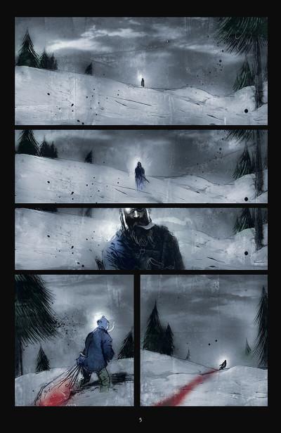 Page 6 30 jours de nuit tome 3 - retour à barrow