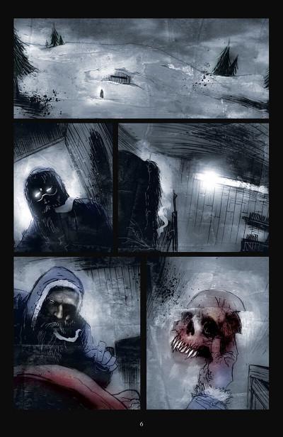 Page 7 30 jours de nuit tome 3 - retour à barrow