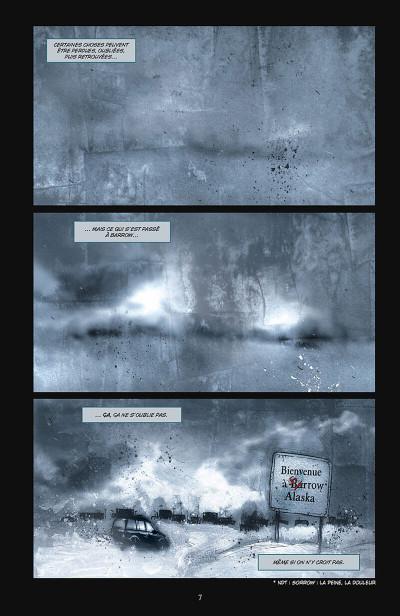 Page 8 30 jours de nuit tome 3 - retour à barrow