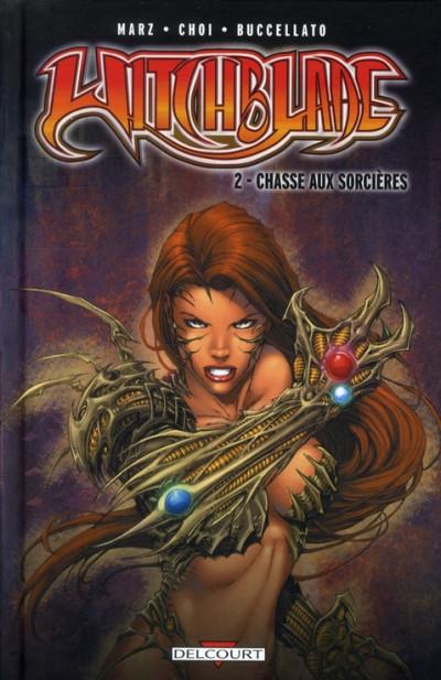 image de witchblade tome 2 - chasse aux sorcières