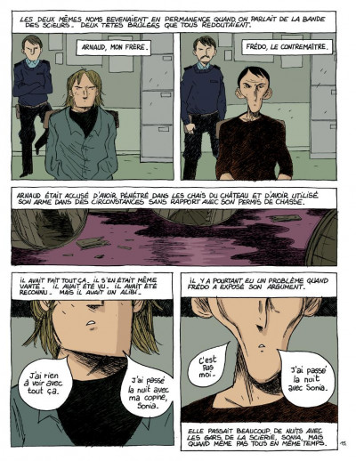 Page 1 je mourrai pas gibier