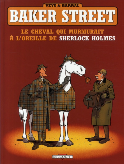 Couverture Baker street tome 5