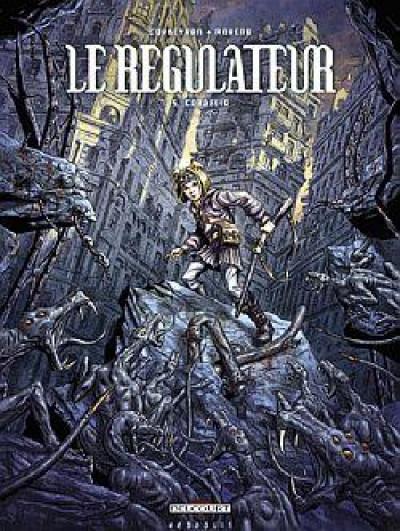 image de le régulateur tome 5 - Cordélia
