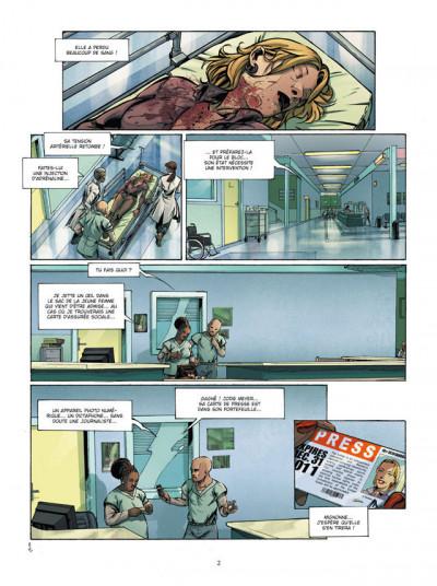 Page 2 7e sens tome 1 - veiller sur le monde