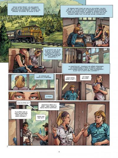 Page 4 7e sens tome 1 - veiller sur le monde