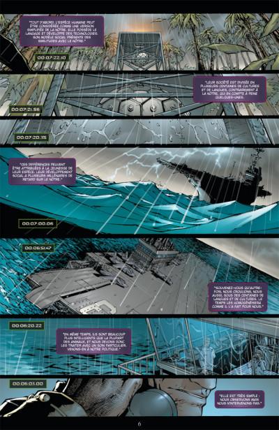 Page 3 fathom - origines tome 1 - la rage de killian